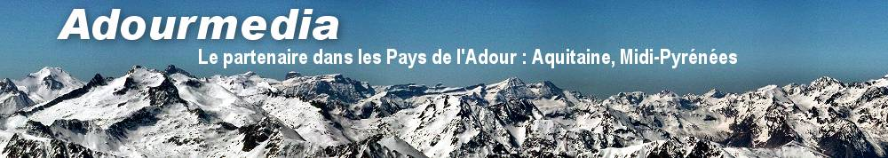 Adourmedia : Films vid�o Tarbes Pyr�n�es, cr�ation sites Internet e-commerce, supports USB publicitaires, pressage duplication cd dvd